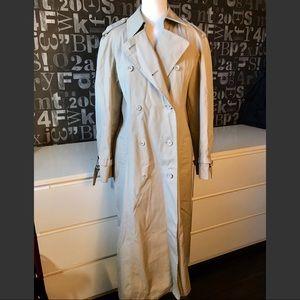 Vintage London Fog Maincoats Trenchcoat in Khaki